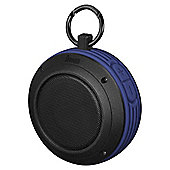 Divoom Voombox Travel Bluetooth Speaker - Blue