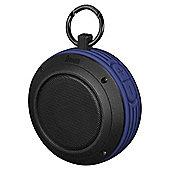 Divoom Voombox Travel Bluetooth Speaker - Blue