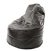Kaikoo Ezee Chair - Leather Black