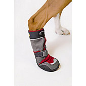 Ruff Wear Bark'n Boots? Polar Trex? Dog Boot in Red Rock - XX-Small (5.1cm W)