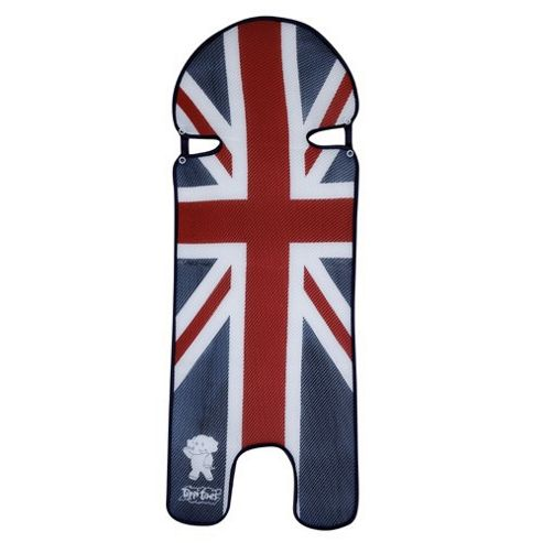 Tippitoes Air Flow Cool Mat (Union Jack)