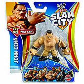 WWE Slam City John Cena Figure