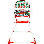 My Babiie MBHC1F Compact Highchair (Fruits)