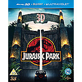Jurassic Park - 3D (2013) Bluray Disc