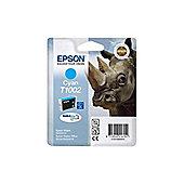 Epson T1002 DURABrite Ultra Cyan Ink Cartridge (Blister with Rf Alarm) for Stylus BX600FW/B40W (Rhino)
