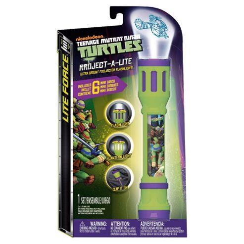 Teenage Mutant Ninja Turtles Project a Lite