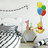 Disney's Winnie The Pooh and Piglet Giant Wall Sticker