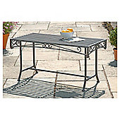 Versailles Low Table - Washed Grey