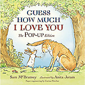 ELC Guess How Much I Love You Pop Up Book