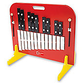 Percussion Plus PP744 Wide Bar Glockenspiel