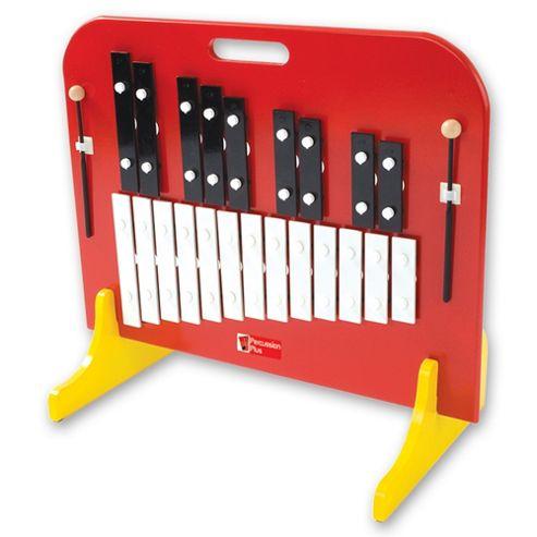Percussion Plus PP744 Wide Bar Glockenspiel