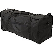 Summit 30 Inch Black Carryall Bag
