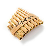 Percussion Plus PP905 8-note Bamboo Pan Pipes