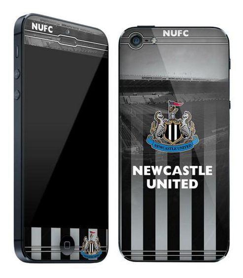 Newcastle United FC iPhone 5 Skin