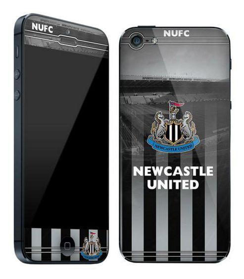 Newcastle United FC iPhone 5 Skin