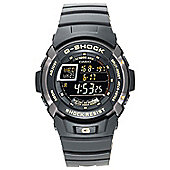 Casio G-Shock Mens Rubber Chronograph Watch G-7710-1ER