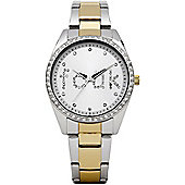 French Connection Ladies Stone Set Watch - FC1009SGM