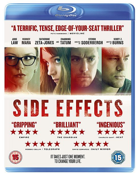 Side Effects - Blu-Ray