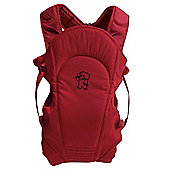 Tippitoes 2 Way Front Baby Carrier (Red)
