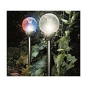 Gardman 18392 Solar Ice Orb Border Light