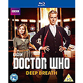 Dr Who - Deep Breath Blu Ray