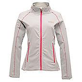 Regatta Ladies Springrock Softshell Jacket - Grey