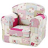 Children's Armchair - Tea For Two