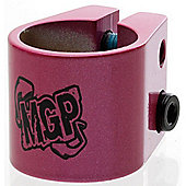 Madd Gear MGP Double Collar Scooter Clamp - Pink