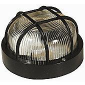 Faro Rondo-B One Light Outdoor Wall Lamp (Set of 3) - Black