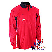 Adidas Climacool Ruby Red Referee Shirts/Jerseys - Red