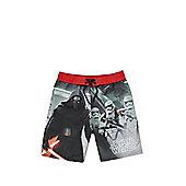 Star Wars Kylo Ren Swim Shorts - Multi