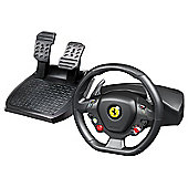 Thrustmaster Ferrari 458 Italia Gaming Steering Wheel Xbox 360 PC 4460094