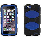 Griffin Survivor Case for iPhone6 - Black/Blue