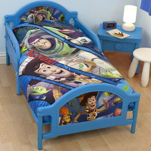Toy Story Toddler/Junior Bed
