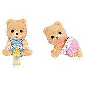 Sylvanian Families - Bear Twins