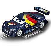 Carrera Slot Car 27404 Disney Pixar Max Schnell - 1/32 Scalextric