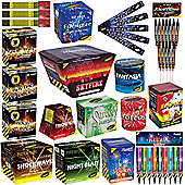 Mini Display Firework Kit 2015