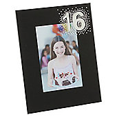 Glitzy 16th Photo Frame