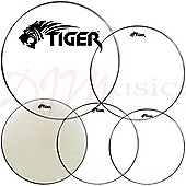 Tiger Rock Drum Heads Pack