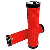 Zinc Team Series Pro Scooter Grips, Red