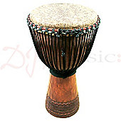 "World Rhythm 10"" Pro Africa 'Ivory Coast' Djembe Drums"