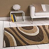 Orleans Honesty Brown/Beige 80x150 cm Rug