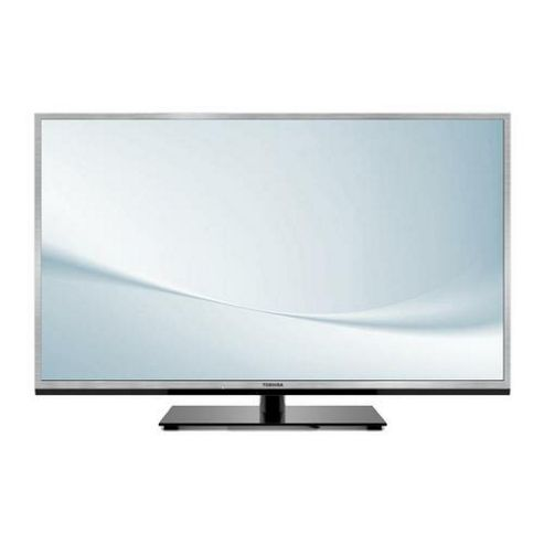 TOSHIBA - Toshiba 40 INCH Full HD LED TV SMART wireless via dongle Silver