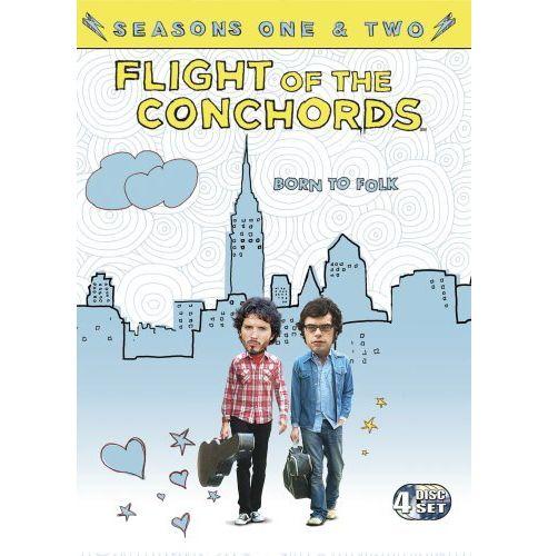 Flight Of The Conchords S1 & S2 (DVD Boxset)