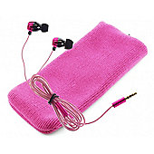 KS1 earphones and sock pack