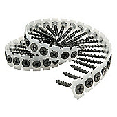 Senco DuraSpin Collated Screws Drywall to Wood Screw 3.9 x 25mm Pack 1,000