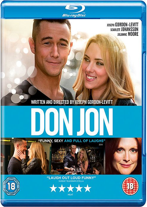 Don Jon - Blu-Ray