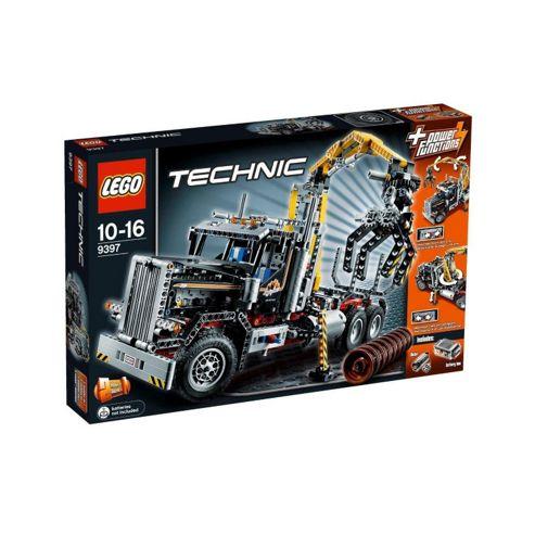 LEGO Technic Logging Truck 9397
