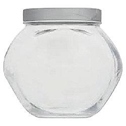 Tesco Basic Glass Biscuit Jar