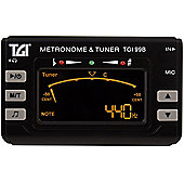 Chromatic Digital Tuner and Metronome